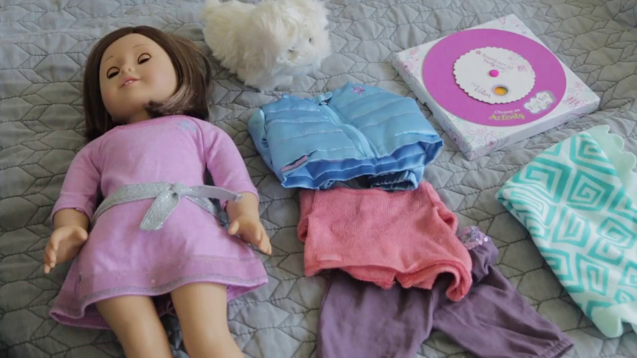 Opening An American Girl Ebay Haul Truly Me 57 And Retired Items