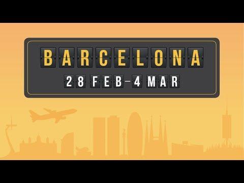 CEP Barcelona 2018 - Día 3