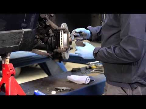 How to Change Front Brake Discs & Pads