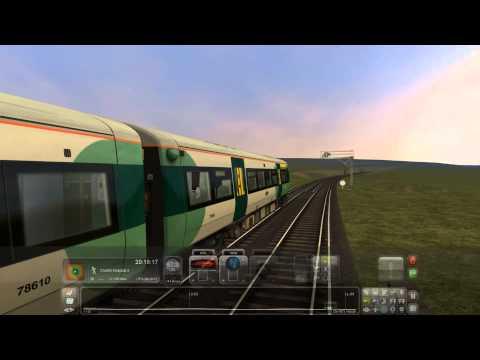 PDL To Brighton W.I.P 2014 - Three Bridges to Littlehampton