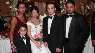 Andy and cynthias wedding