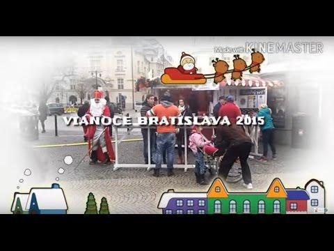 Christmas markets | Bratislava Slovakia