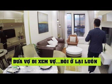 Căn hộ nhà mẫu La Cosmo 2 phòng ngủ 72m2, Quận Tân Bình - Land Go Now ✔