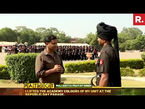 Rajputana Rifles- The Pride Of Indian Army | The Patriot With Major Gaurav Arya