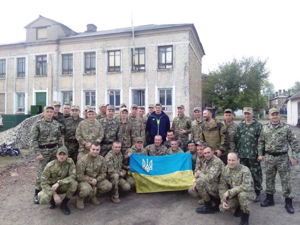 Боксер Усик: Я не боюсь ехать домой в Симферополь. Крым - это Украина - Цензор.НЕТ 3841