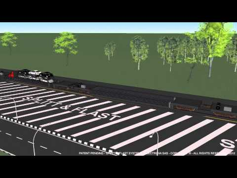 THE MOST ADVANCED RAIL ROAD TRANSPORTATION SYSTEM