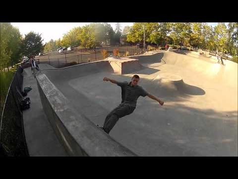 Tigard SkatePark Shananigans
