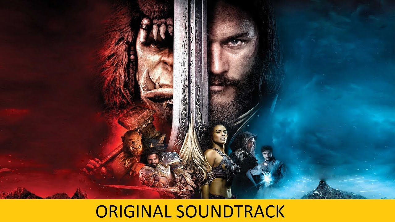 WARCRAFT - FULL SOUNDTRACK OST By Ramin Djawadi