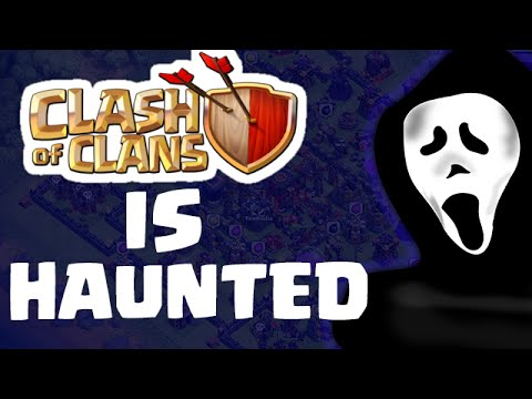 Clash Of Clans -  The Haunted Base