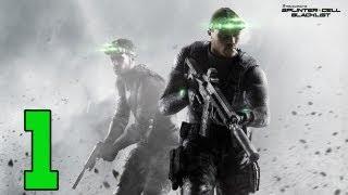Let´s Play Splinter Cell Blacklist Coop Gameplay Deutsch - Part 1 - Schmuggler Versteck 1/2