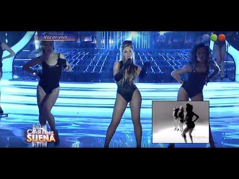 Laura Esquivel es Beyoncé - Tu Cara Me Suena 2013