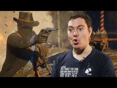 Red Dead Redemption 2 - ИГРА ПОКОЛЕНИЯ I МНЕНИЕ thumbnail