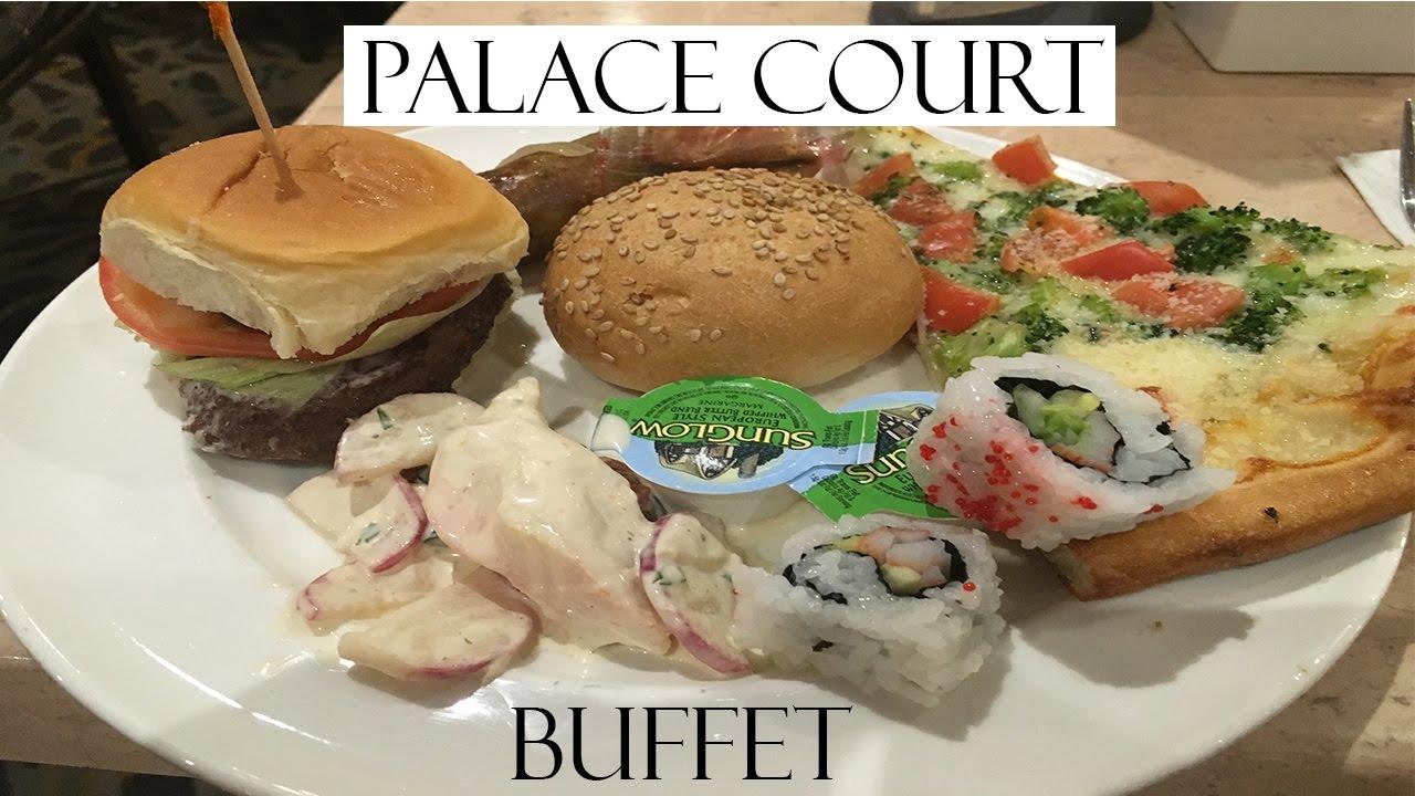 Couchiching Court Buffet