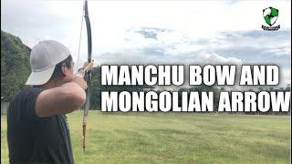 Manchu Bow And Mongolian Arrow