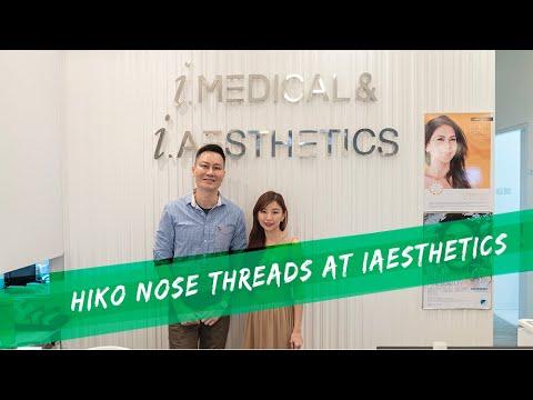 Non-surgical Nose Lift aka Hiko Nose Lift - Karen Ashley