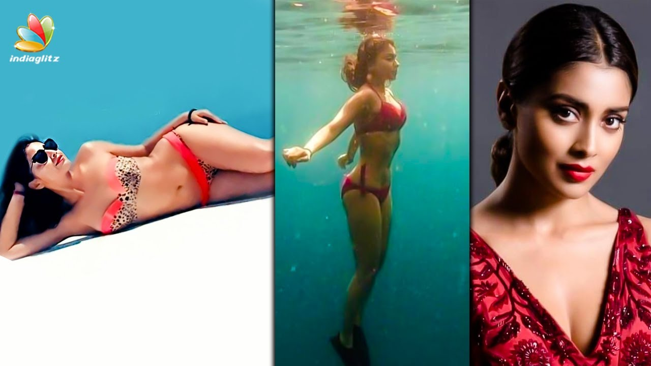 Download 😍Shriya Saran Underwater Bikini Photoshoot | Malavika Mohanan, Master, Thalapathy Vijay | Hot News