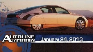 Aero Lessons from the Year 2000 - Autoline Daily 1056