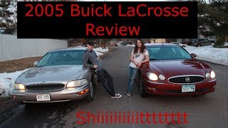 2005 Buick LaCrosse Review