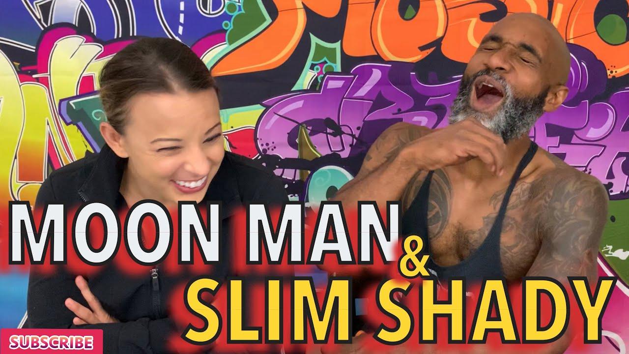 The Adventures of Moon Man & Slim Shady (feat. Eminem)(Reaction)