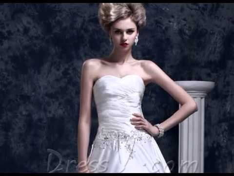 Dressv New Arrival Fashion Bridal Dresses Live Show