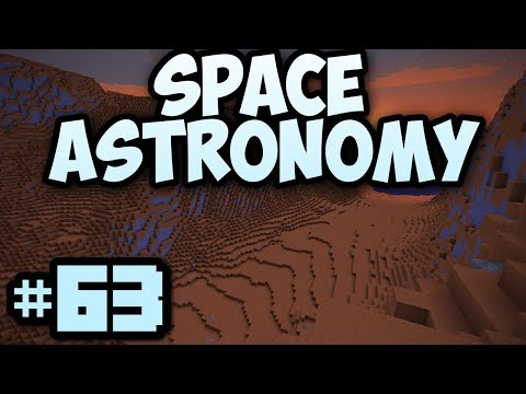 Minecraft- Space Astronomy [63] Humans On Mars!