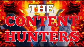 The Content Hunters   we're back