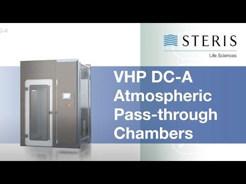 VHP Sterilization & Biodecontamination | STERIS