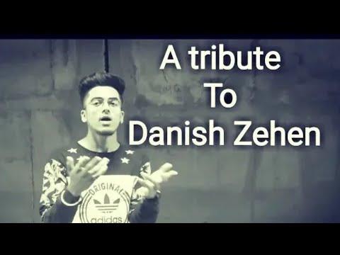Tribute To Danish Zehen || Rap For Danish Zehen || Swappy Cypher||