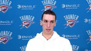 Thunder Update: Pokusevski's standout night
