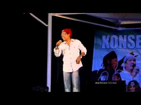 Afee - Utopia (Live Concert in Morib, Oct 2010) - Mithali Cintaku.flv
