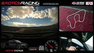 Exotics Racing Vegas Audi R8 V10