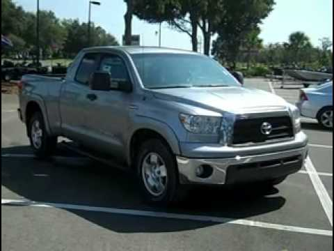 used 2007 toyota tundra for sale gainesville fl call 352 682 8667 free 1 866 371 2255 youtube. Black Bedroom Furniture Sets. Home Design Ideas