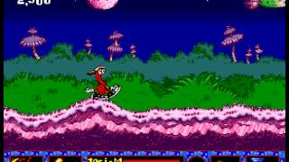 ToeJam & Earl in Panic on Funkotron - ToeJam  and  Earl in Panic on Funkotron (GEN) - Vizzed.com GamePlay - User video
