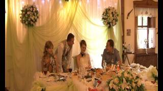 В  Янукович на свадьбе в Полтаве