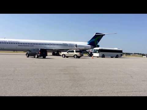 ICE Repatriate Flight, Columbus GA to Brownsville, Tx