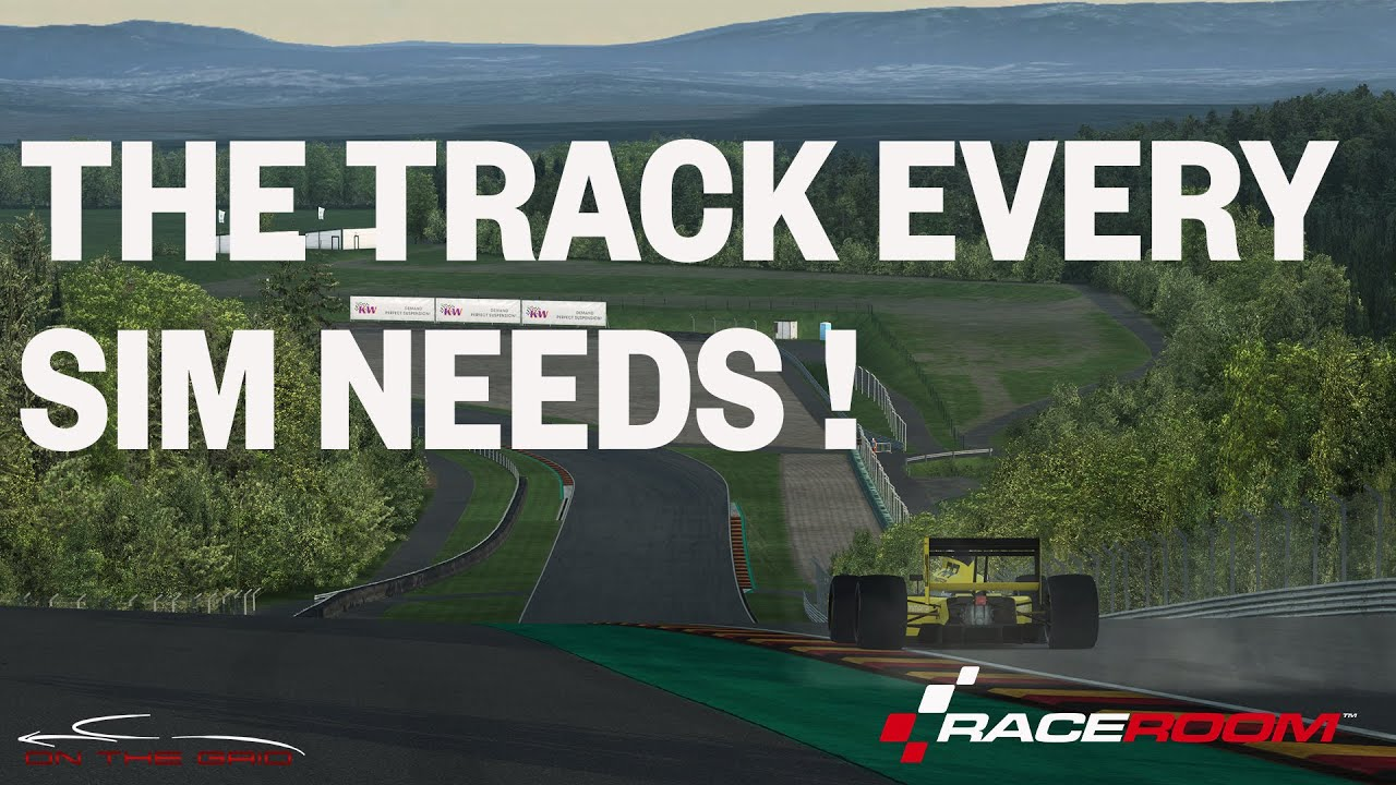 Sachsenring Needs To Be In Every Sim Racing Title