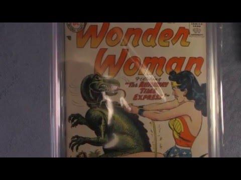 Golden Age/ Silver Age Wonder Woman Comics #96-106