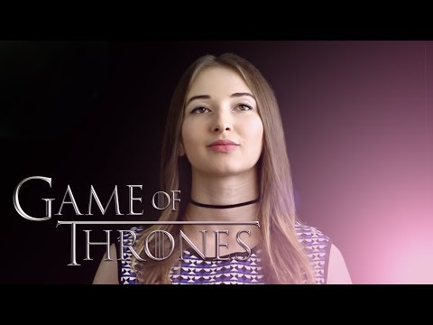 Ed Sheeran - Hands Of Gold   Game Of Thrones   EPIC COVER by Madina Dzioeva