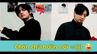 Chán chả buồn nói 😂 =))) | BTS funny moments