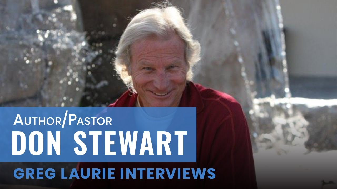 Don Stewart Interview: Icons of Faith Series