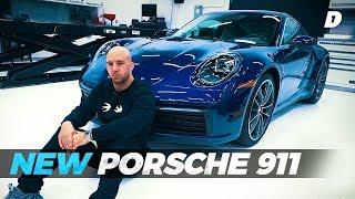 Naar LA voor de nieuwe Porsche 911! // DAY1 Special