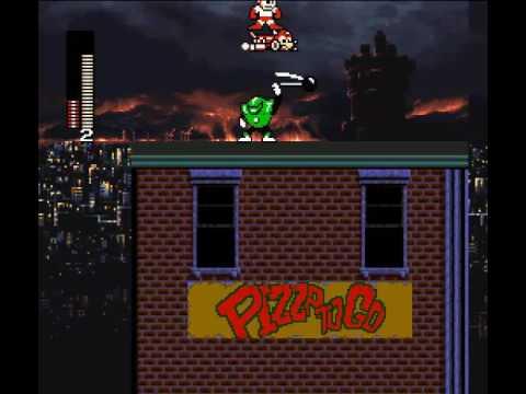 Make a Good Mega Man Level Contest [Part 1] - Down the Drain