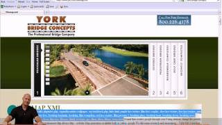 Review Of The Hacked York Bridge Concepts Web Site