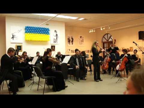 """Эннио Морриконе """"Гобой Габриэля"""" - Камерный оркестр Полтавской филармонии"""