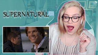 Supernatural Season 2 Bloopers (Gag Reel) REACTION!