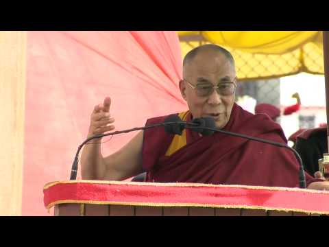 The meaning of Om Mani Padme Hung by His Holiness the Dalai Lama