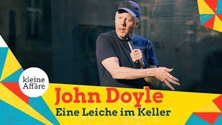 John Doyle – Eine Leiche im Keller