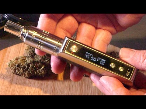 Elevi iPRO DR60 All-In-One Cannabis Vaporizer: Blazin' Gear Review