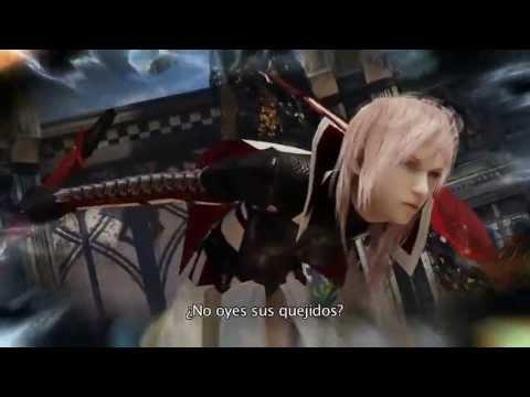 Lightning Returns: Final Fantasy XIII - Trailer The divine task [ES]