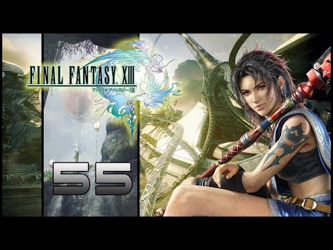 Guia Final Fantasy XIII (PS3) Parte 55 - Caos total en Eden